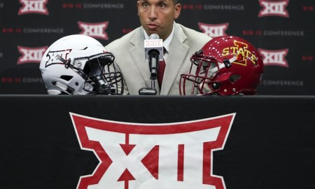 NCAA Football: Big 12 Media Day