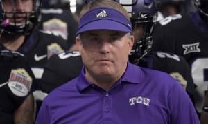 NCAA Football: Alamo Bowl-Stanford vs Texas Christian
