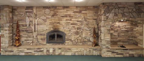 Heartland Hearth Custom Stonework