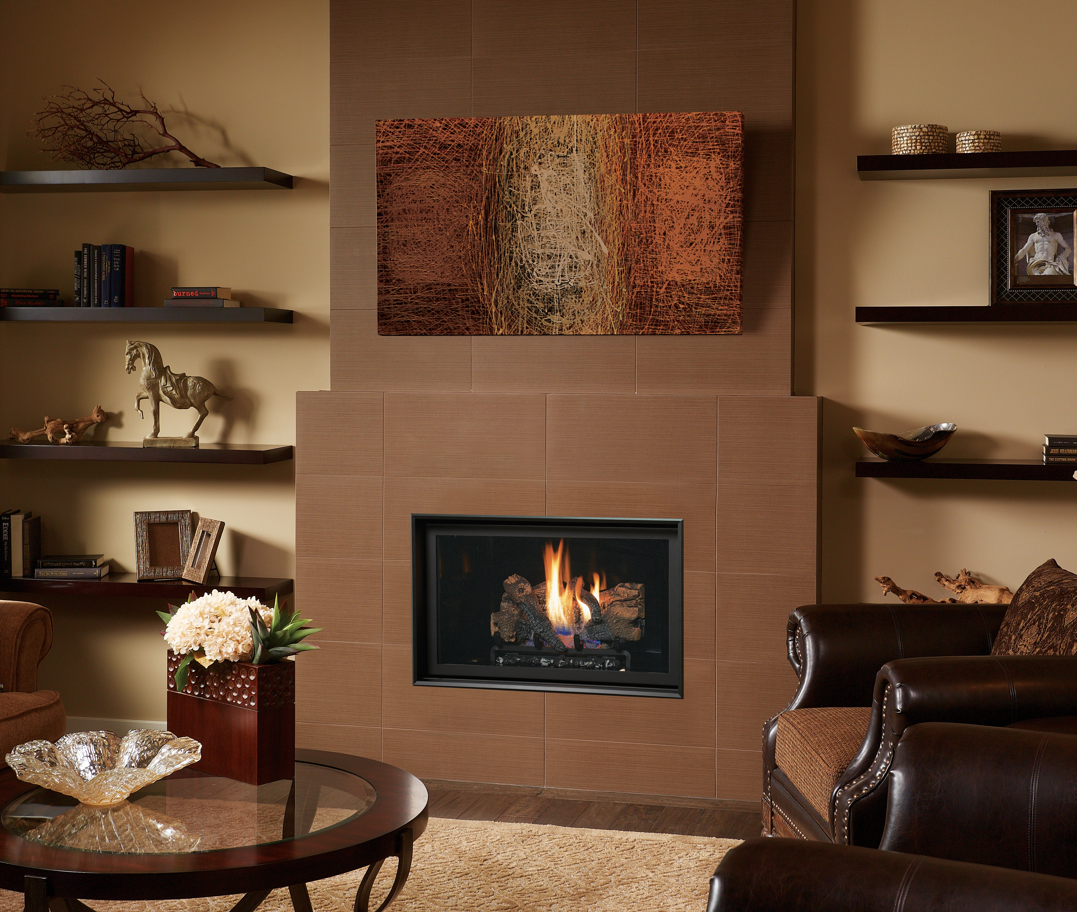 Fireplace Faces Gas Fireplaces  Heartland Hearth