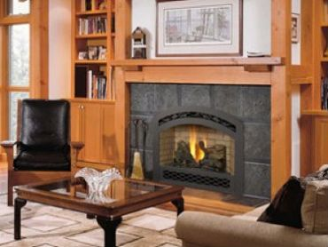 564 Space Saver Fireplace