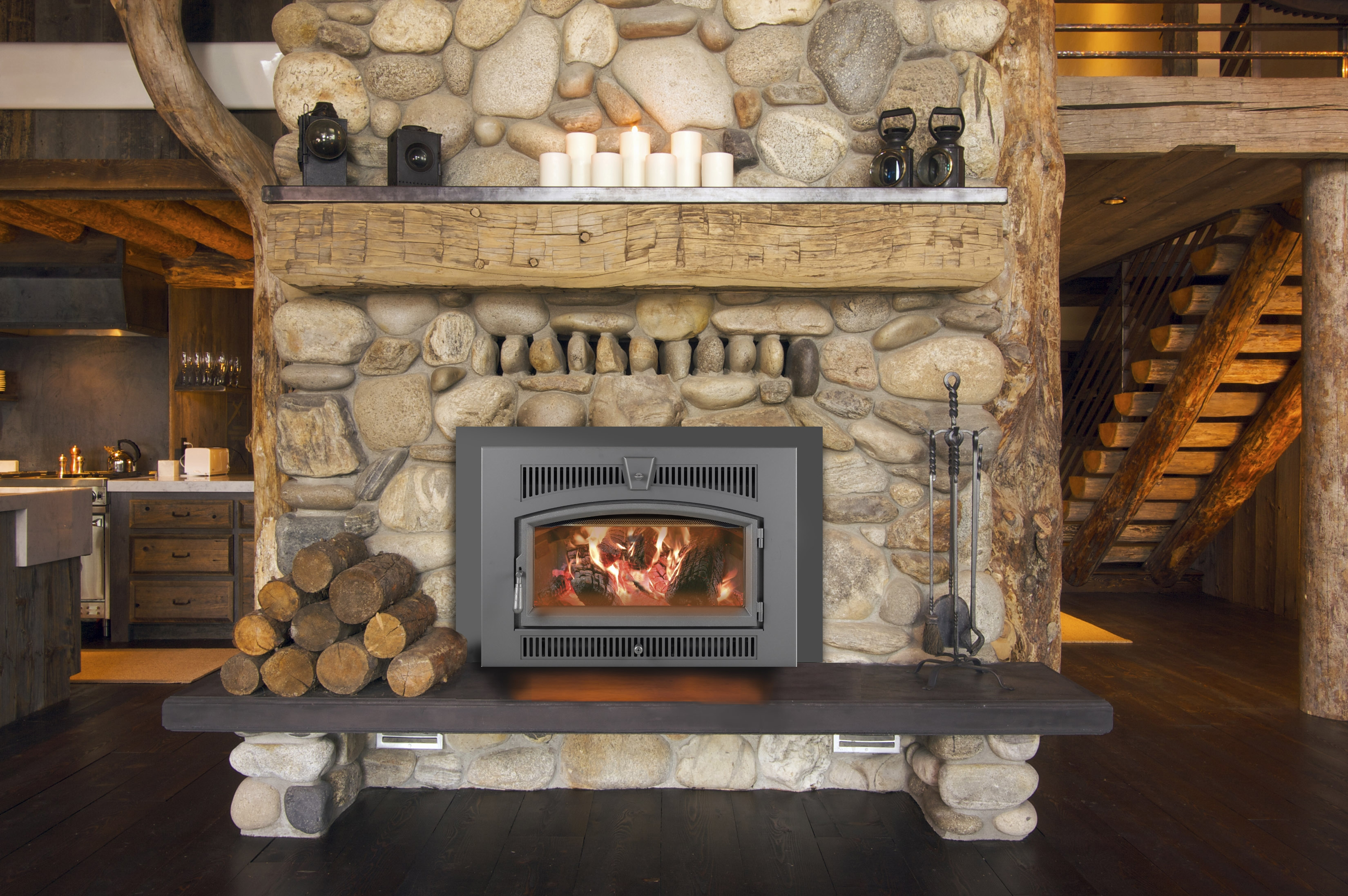 Wood Stove Inserts | Heartland Hearth