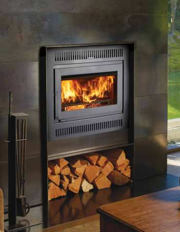 Heartland Hearth FPX 42 Apex Wood Burning Fireplace