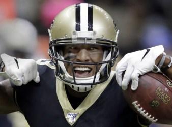 New Orleans Saints Michael Thomas