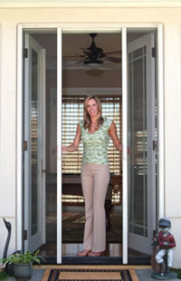 Retractable Screen Doors, Windows