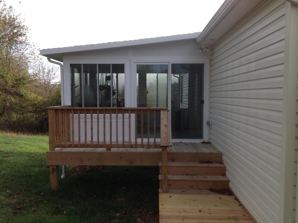 Sunrooms Harrisonburg Design to Install Free estimates