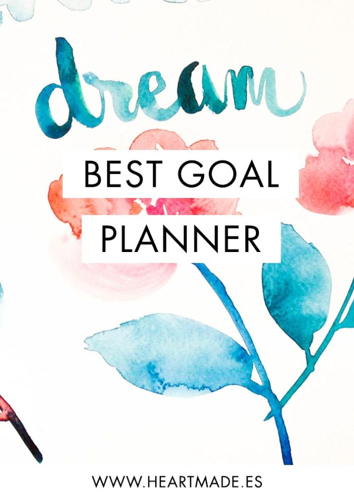 I am in love with the Self Journal, the best goal planner that will help you work on the right direction being positive and motivated while productive