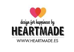 logo Heartmade - Design for happiness