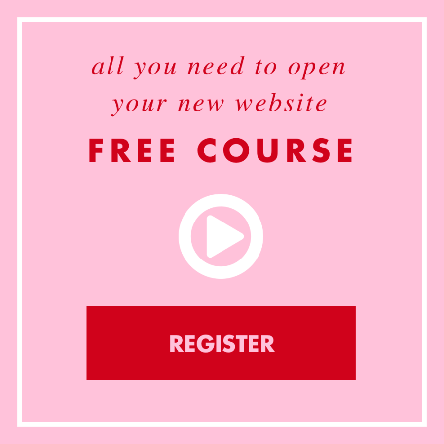 After so many years of experience designing and developing websites for people like you and me, I found that what everyone struggles the most is with their website content. So in this free course I'll guide and give you the exact instructions you need to create the most important pages of your website.