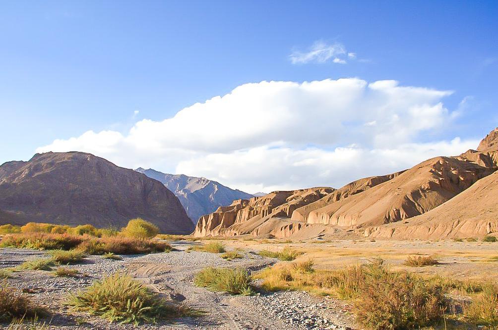 murghab pamir highway tajikistan
