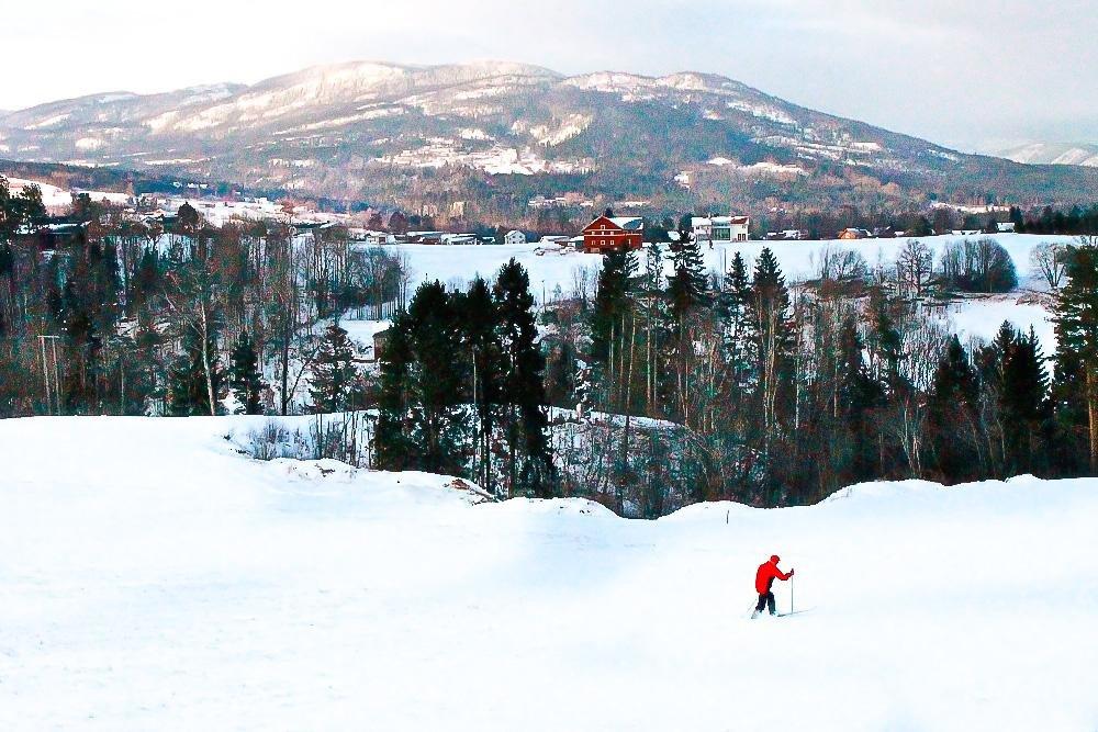 visit Norway in winter