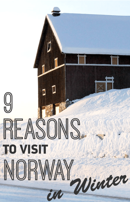 9 Reasons to Visit Norway in Winter