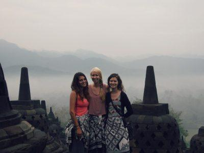 Visiting Borobodur and Other Sites Around Yogykarta