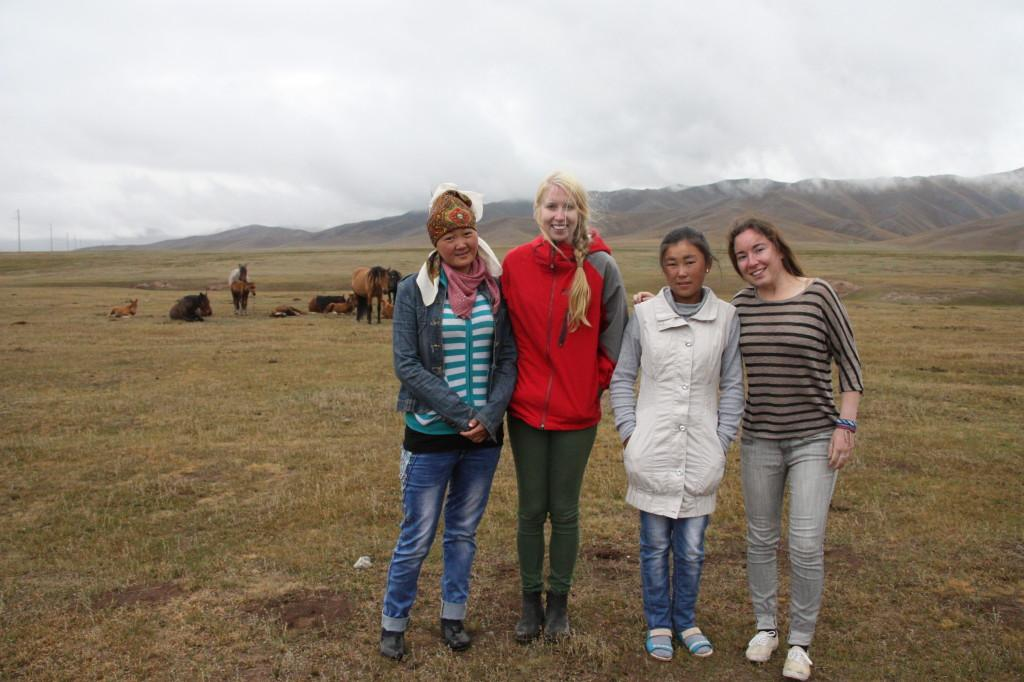 Central Asia Travel Sary Tash