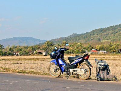 Postcards from Northern Laos