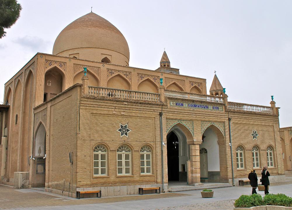 Church of Saint Joseph of Arimathea in Esfahan, Iran