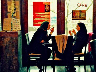 Kafka and Cigarettes in Tehran