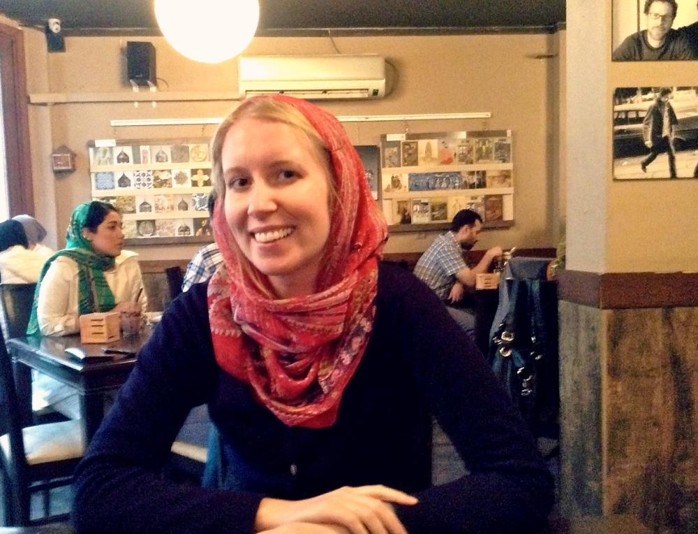 Cafe Un Tehran, Iran