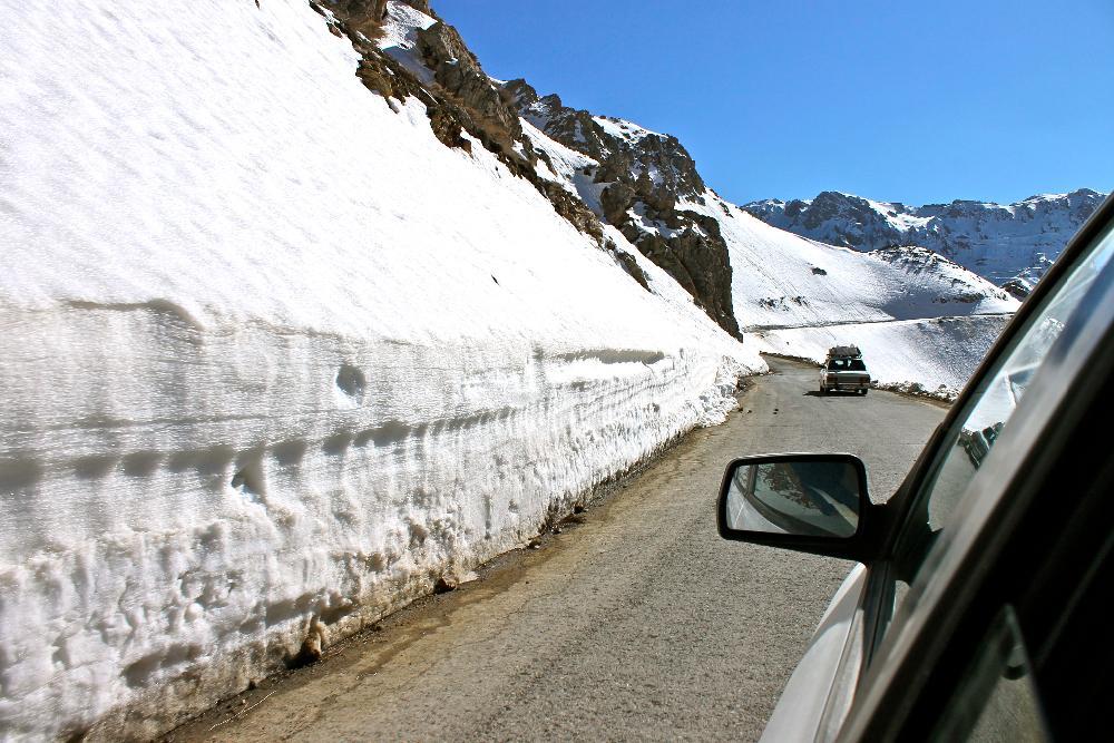 road trip Kuridstan, Iran