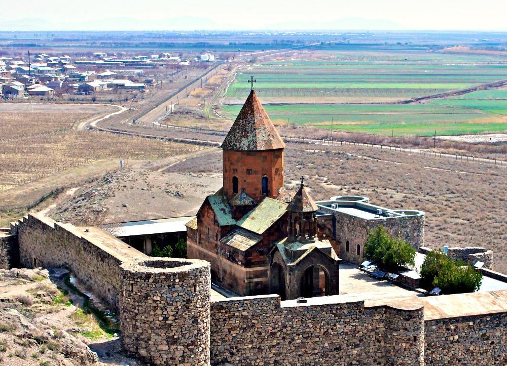 Khor Virap, Armenia