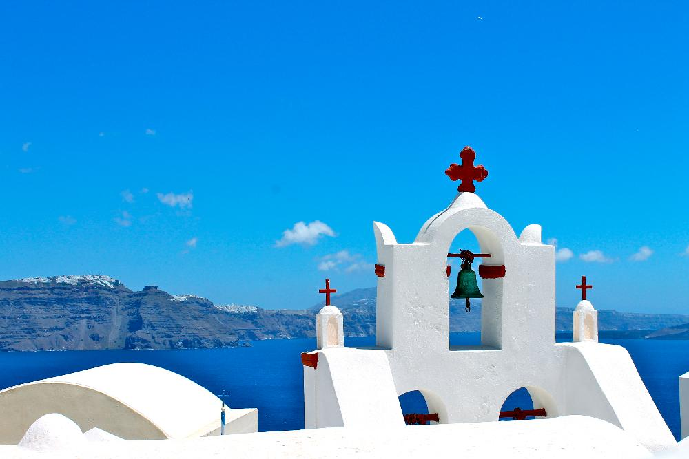 island hopping greece santorini