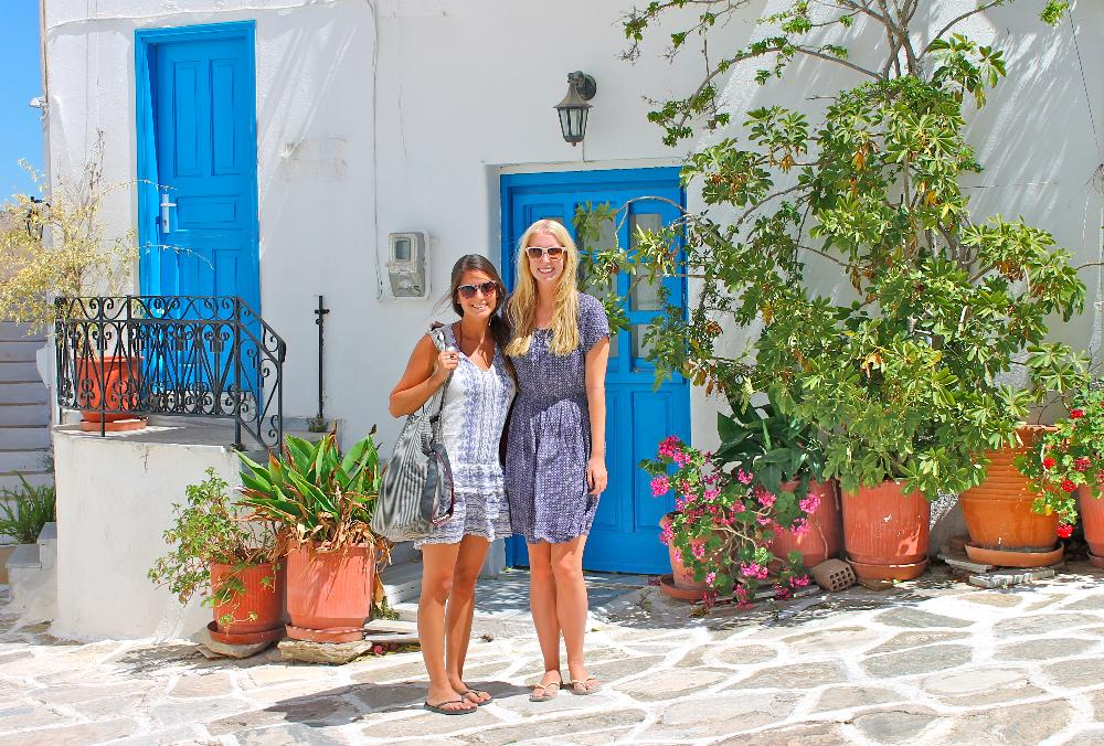 island hopping greece paros