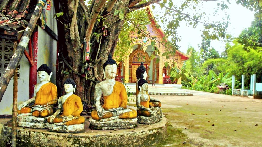Mae Sariang, Thailand Buddha