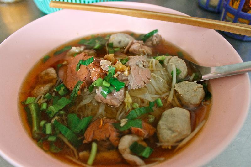 Isaan food Thailand