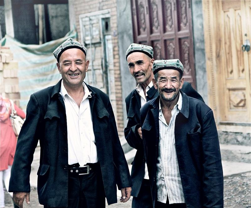 Uyghurs Kashgar, China