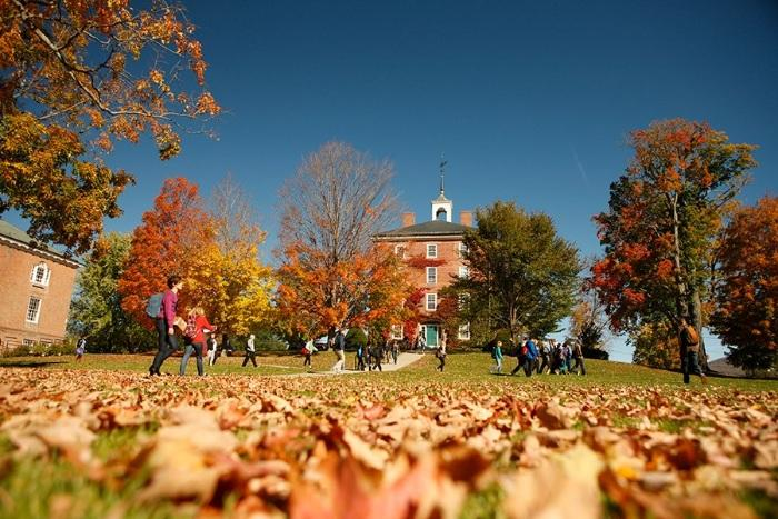 Williams College Autumn