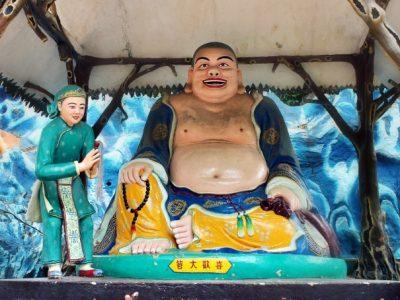 A Journey Through Buddhist Hell in Singapore