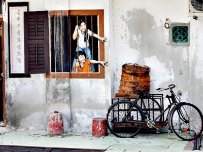 Go to the Streets! In George Town, Penang