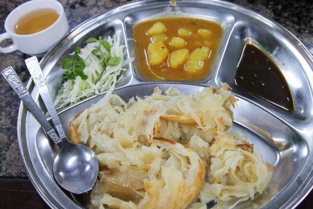 Burmese food Burma