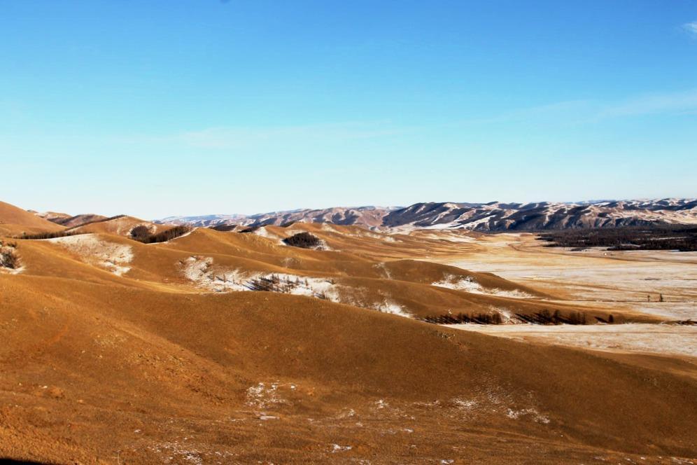 Gorkhi Terelj National Park Mongolia holidays