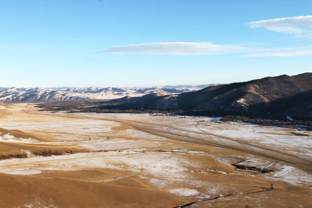 Gorkhi Terelj National Park Mongolia