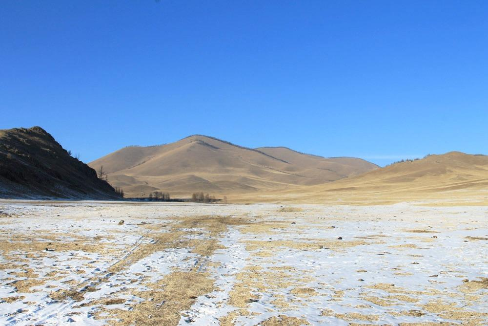 Winter Mongolia travel
