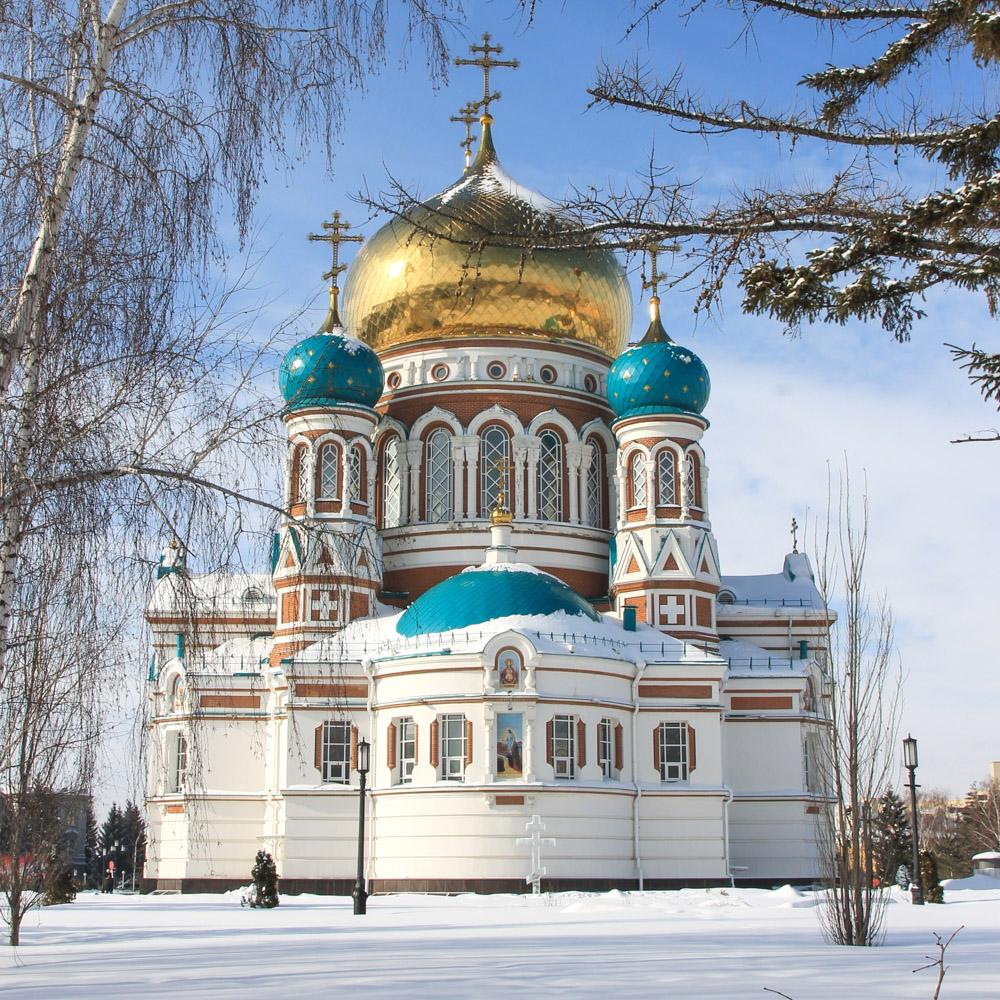 Sights of Omsk: photos and reviews of tourists. Omsk attractions rating 15
