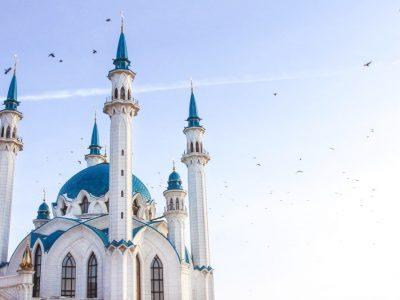 Peace and Puppets in Kazan, Tatarstan
