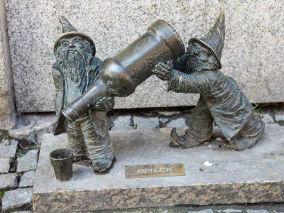A Gnome-Guided Tour of Wroclaw