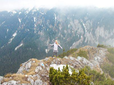 The Last Time I Follow Dan Up A Romanian Mountain