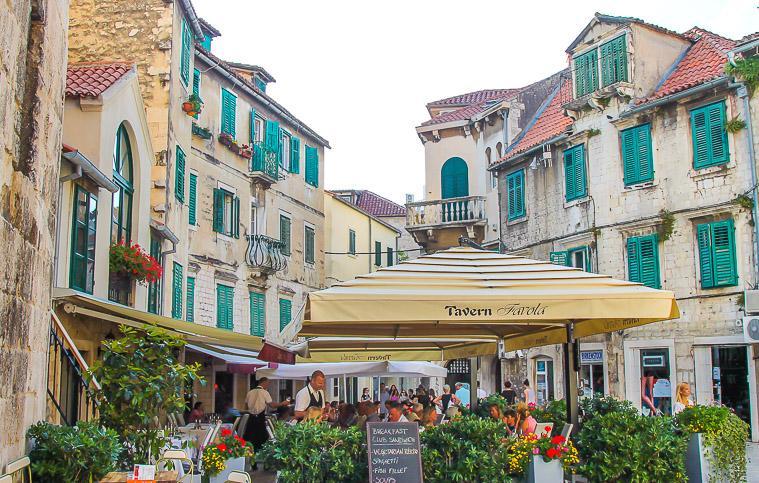 visit split croatia