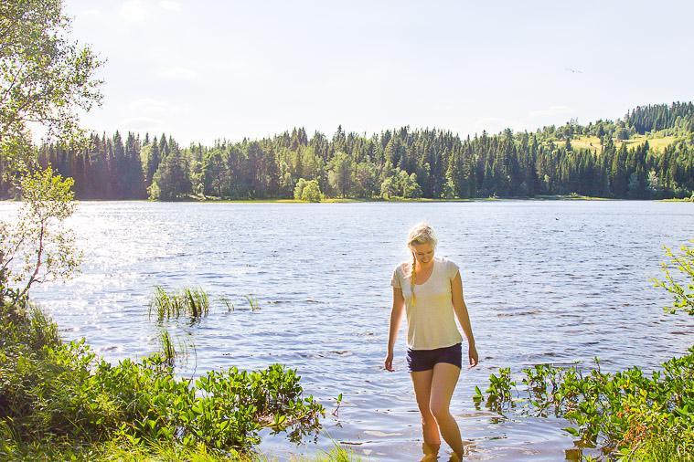 Lake Lian, Trondheim
