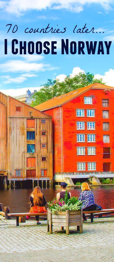 Expat Life in Norway