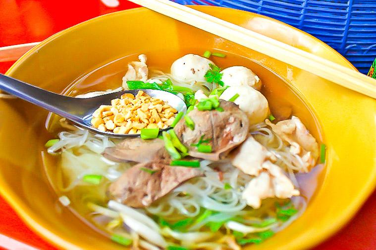 Isaan food Ubon Ratchathani