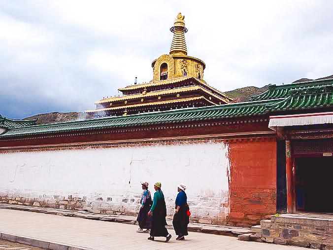 Labrang (Xiahe) China