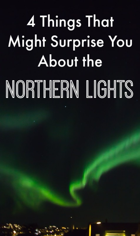 4 Things That Might Surprise You About the Northern Lights - Trondheim, Norway