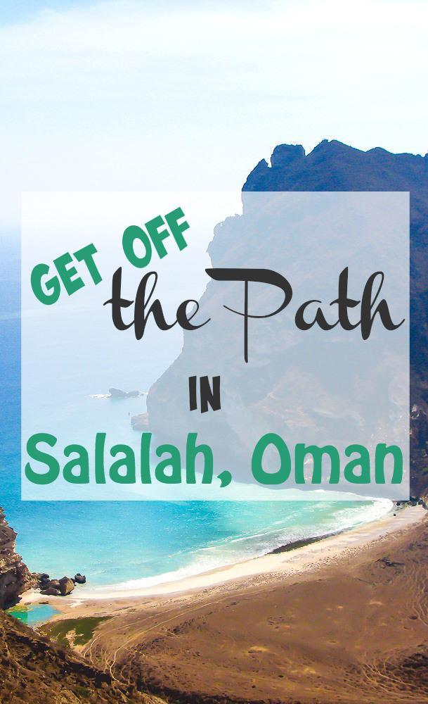 Off the Path in Salalah, Oman