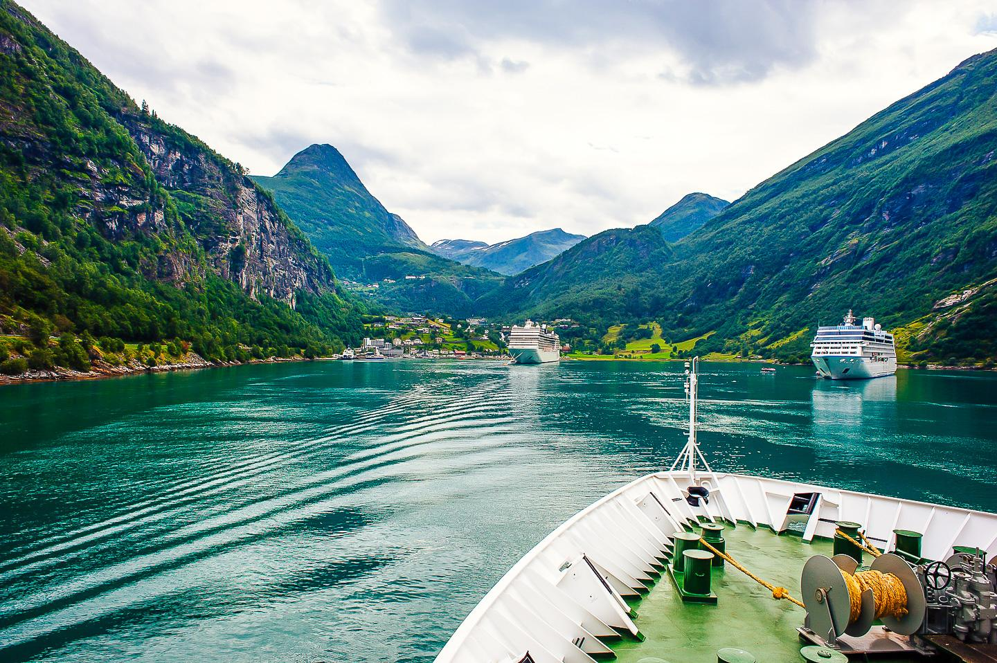 NRK Summer Boat Norwegian tv shows