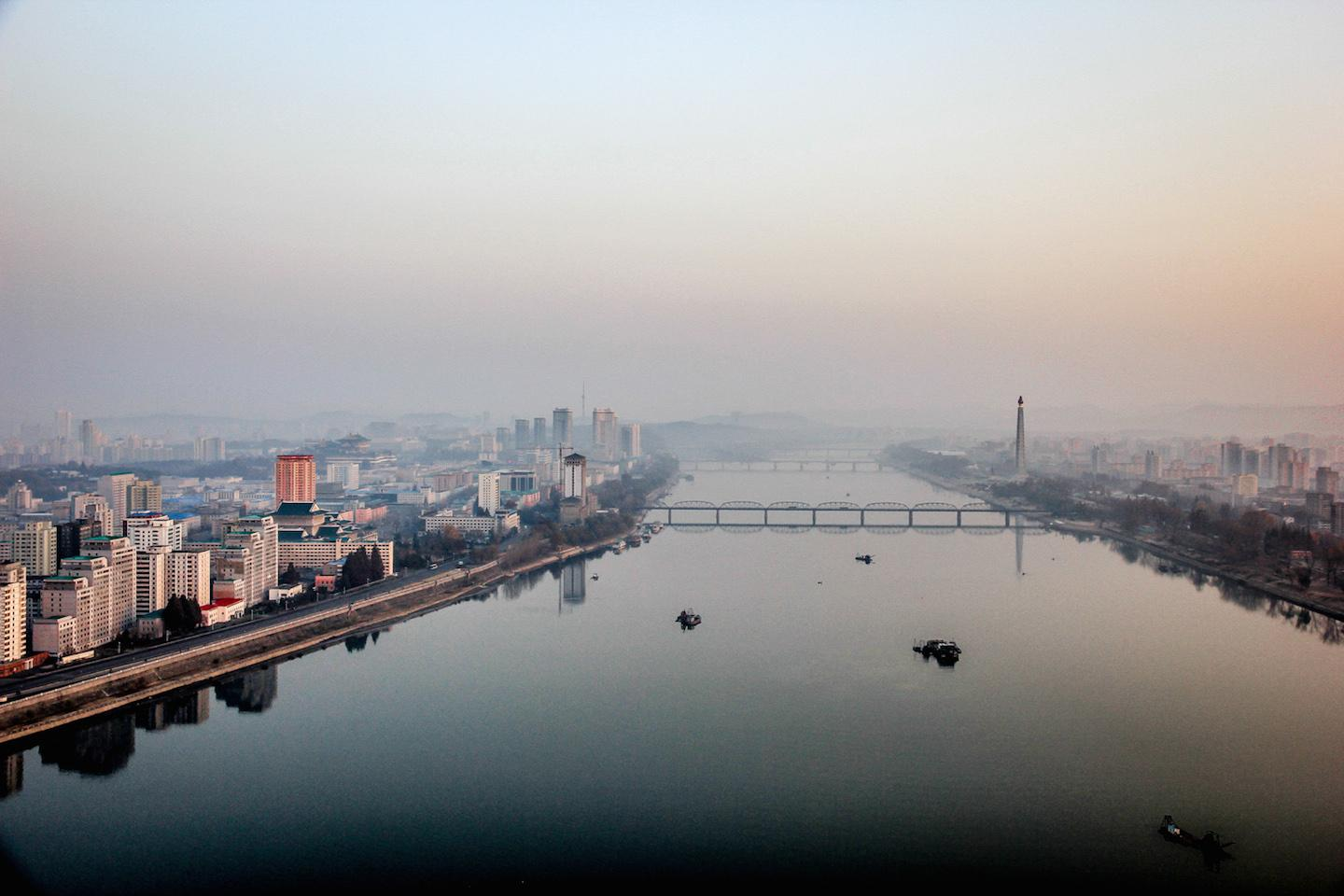visit North Korea Chinese tour