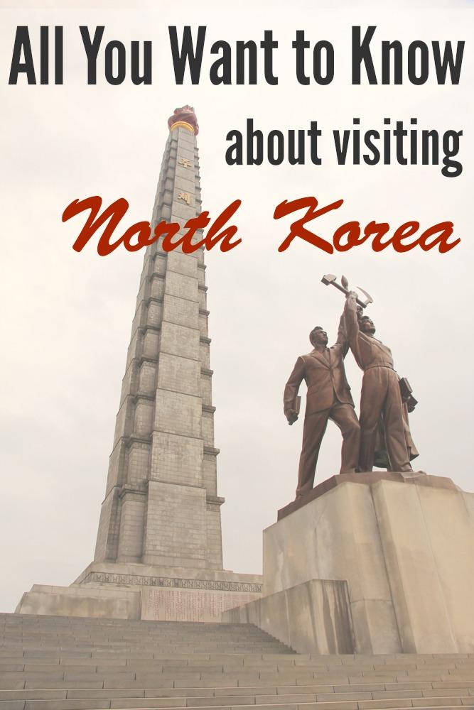 Everything You Want to Know about Visiting North Korea: travel, finding a tour, Chinese vs international tour companies, accommodation, transportation, and food.